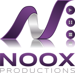 "Nooxproductions (Anouk Diks)  logo, voor video en media Anouk Diks from Holland ""Bring it on!"""